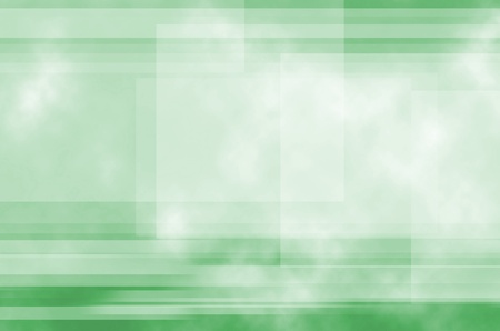 Green Line background of abstract  photo