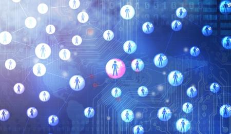 network  Stockfoto