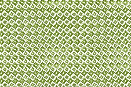 Green Background with pattern  photo