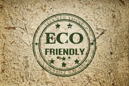 ECO stamp  photo