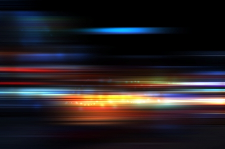 Abstract background magic light