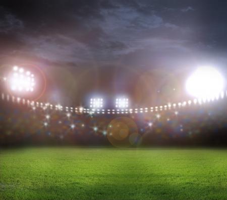 Konzert Licht-Show, Bühne Lichter Standard-Bild - 21515100
