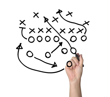 touchdown: Tactics on Whiteboard,