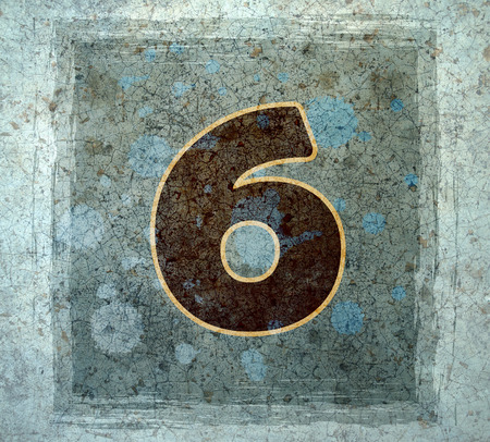 sixth: number six