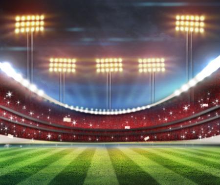 Stadion Standard-Bild - 32820034