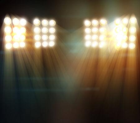 stadium lights: Stadium lights - Floodlights