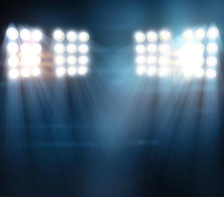 floodlights: Stadium lights - Floodlights