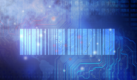 laser tag: Barcode