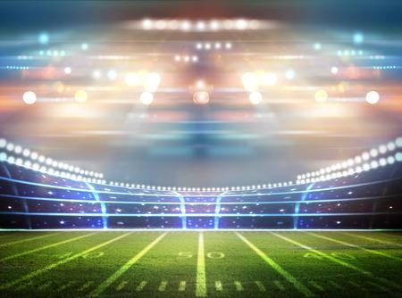 baseball stadium: light of stadium