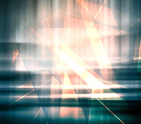 digital background: Abstract light background