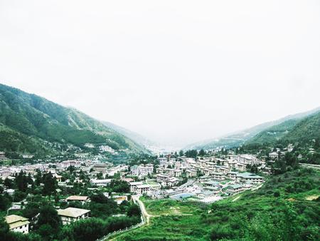 Bhutan: Bhutan Landscape