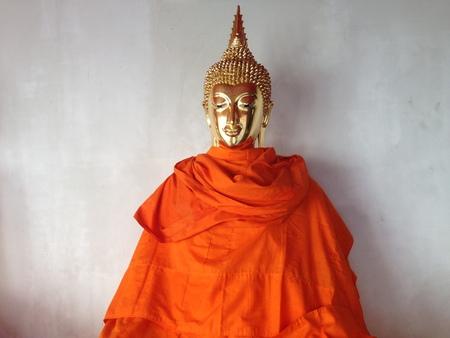 Buddha in Bangkok Stock Photo