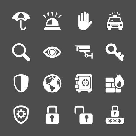 security icon set 3