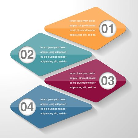 infographic template element, business parts steps or processes, vector eps10.