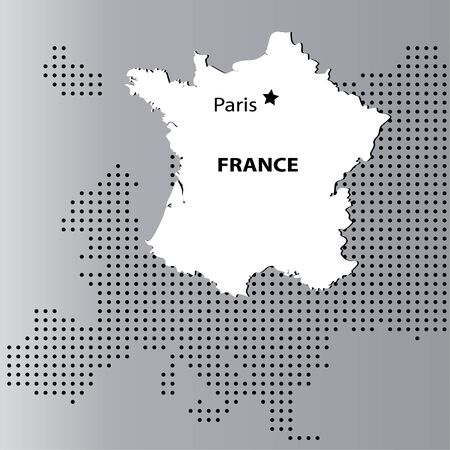 nationalism: France with europe