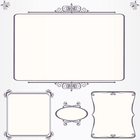 royal wedding: Frames set
