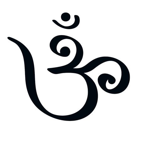 simbolos religiosos: Om s�mbolo