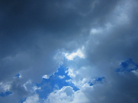 stupendous: SKY AND CLOUD