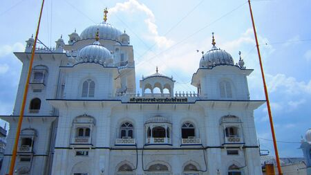Takht Sri Harimandir Ji, Patna Sahib Stock Photo