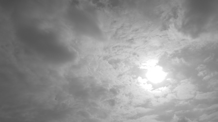 stupendous: BRIGHT SUN IN BLACK AND WHITE