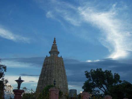 bodhgaya: MAHABODHI TEMPLE, BODHGAYA