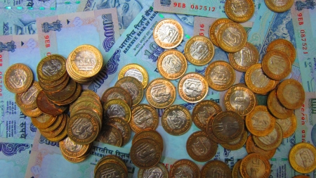 barter: INDIAN MONEY, CURRENCY,