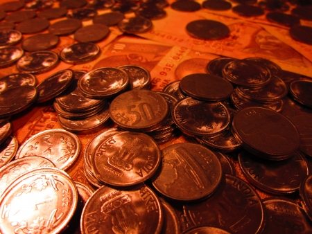 incertaininty: COINS AND MONEY