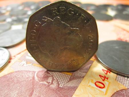 balanced budget: COINS AND MONEY