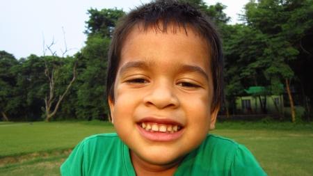 KID SMILING Stock Photo - 15474207