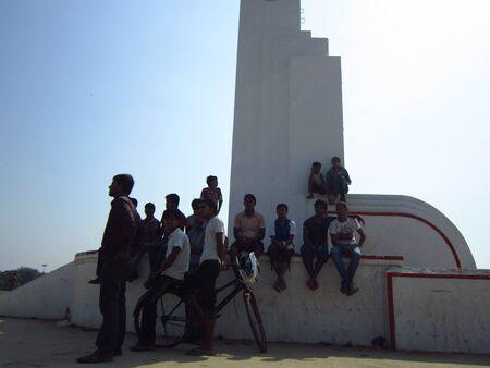 bihar: CRICKET LOVERS. ACTIVITIES AT GANDHI MAIDAN, PATNA, BIHAR. SHOT AT MORNING HOURS ON 15.10.2012 AT  PATNA, BIHAR, INDIA