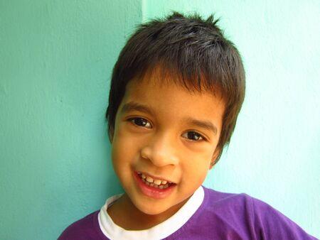 HAPPY SMILING KID Stock Photo - 16457588