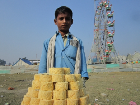 FAIR SCENE.SHOT DURING MORNING HOURS ON 02.12.12 AT SONEPUR FAIR, SONEPUR, BIHAR, INDIA. Stock Photo - 17228493