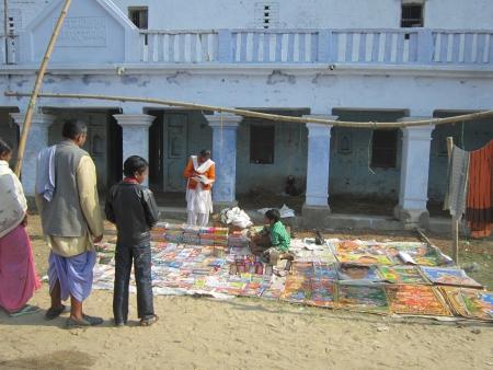 sonepur fair: SCENE OF SONEPUR FAIR.SHOT DURING MORNING HOURS ON 02.12.12 AT SONEPUR FAIR, SONEPUR, BIHAR, INDIA.