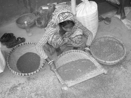 rural india: Jayrambati, India, Asia, West Bengal, Rural India, rural, Incredible India, Black, white, black and white,