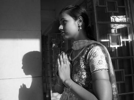 namaskar: Travel photo Jayrambati, West Bengal. Shot at JJayrambati, West Bengal on 22.03.2013 at afternoon hours. Editorial