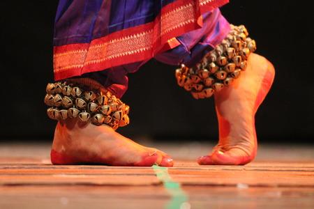 Odissi Dance at 10th Ninad Festival. 21.12.14, evening hours at Patna, Bihar. Publikacyjne