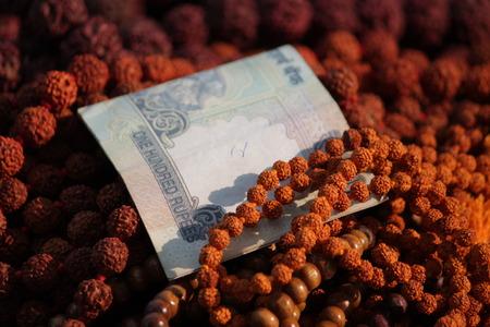 incertaininty: Indian money