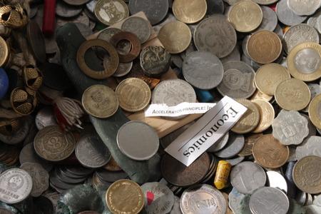 incertaininty: ECONOMICS-COINS AND ART