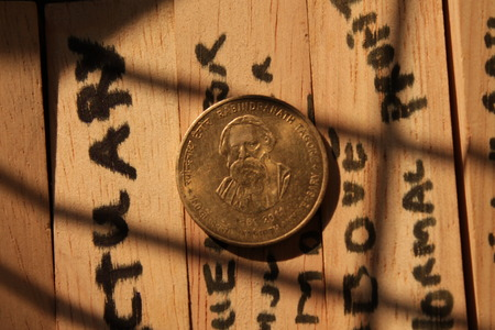 barter system: COINS, ECONOMY AND ART