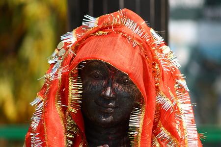 deity: Hindu deity.