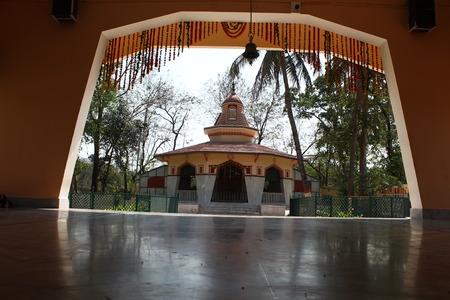 kali: Kali Mandir.Shot at afternoon hours at Bokaro, Jharkhand, India on 26.02,2015.