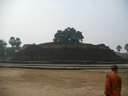 gaya: Travel photo. Bodhgaya, Bihar, India. Shot at afternoon hours on 05.12.15.