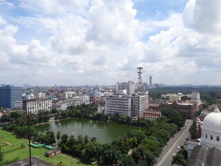 kolkata: North Kolkata  by Hoogly. Shot afternoon at kolkata on 26.08.16.