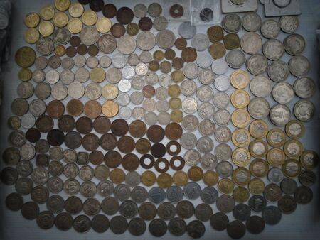 coins - sale at Dalhousie kolkata . mar 17.
