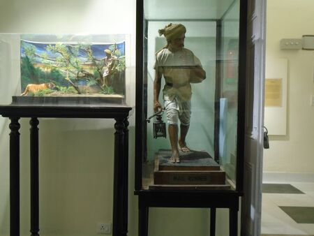 Exhibits at new opened Indian Postal Museum at GPO Kolkata. Shot afternoon on March 02, 2017.