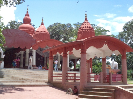 kasba kali temple, one of the oldest structure made by maharaja