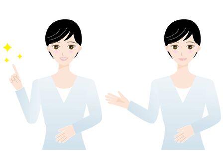 Japanese women to present
