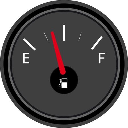 Vector Illustration of gas full set Stock Vector - 3799859