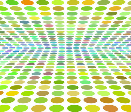 Abstract vector color Dot Background   Vector