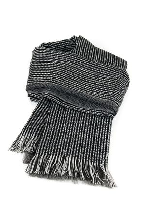 Scarf isolated on a white background Stock Photo - 6870934